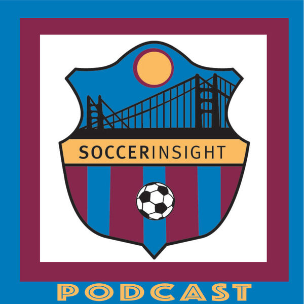 SoccerInsight Podcast Podcast Artwork Image