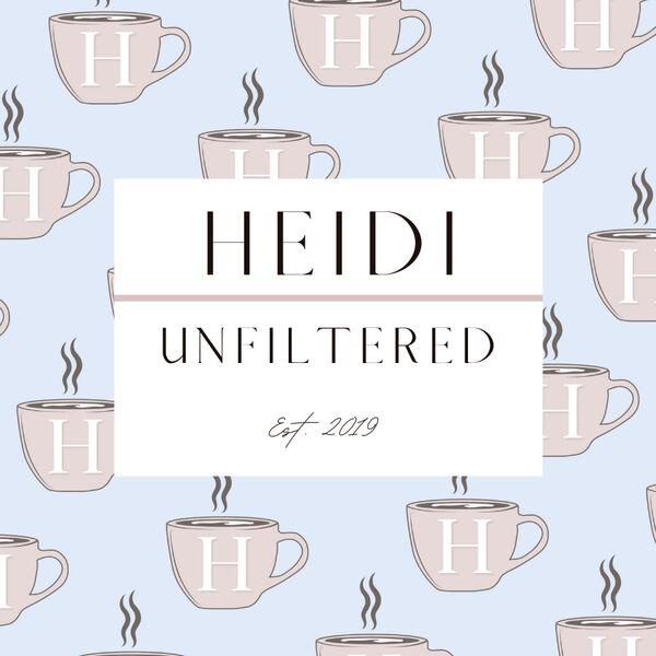 Heidi Unfiltered Podcast Artwork Image