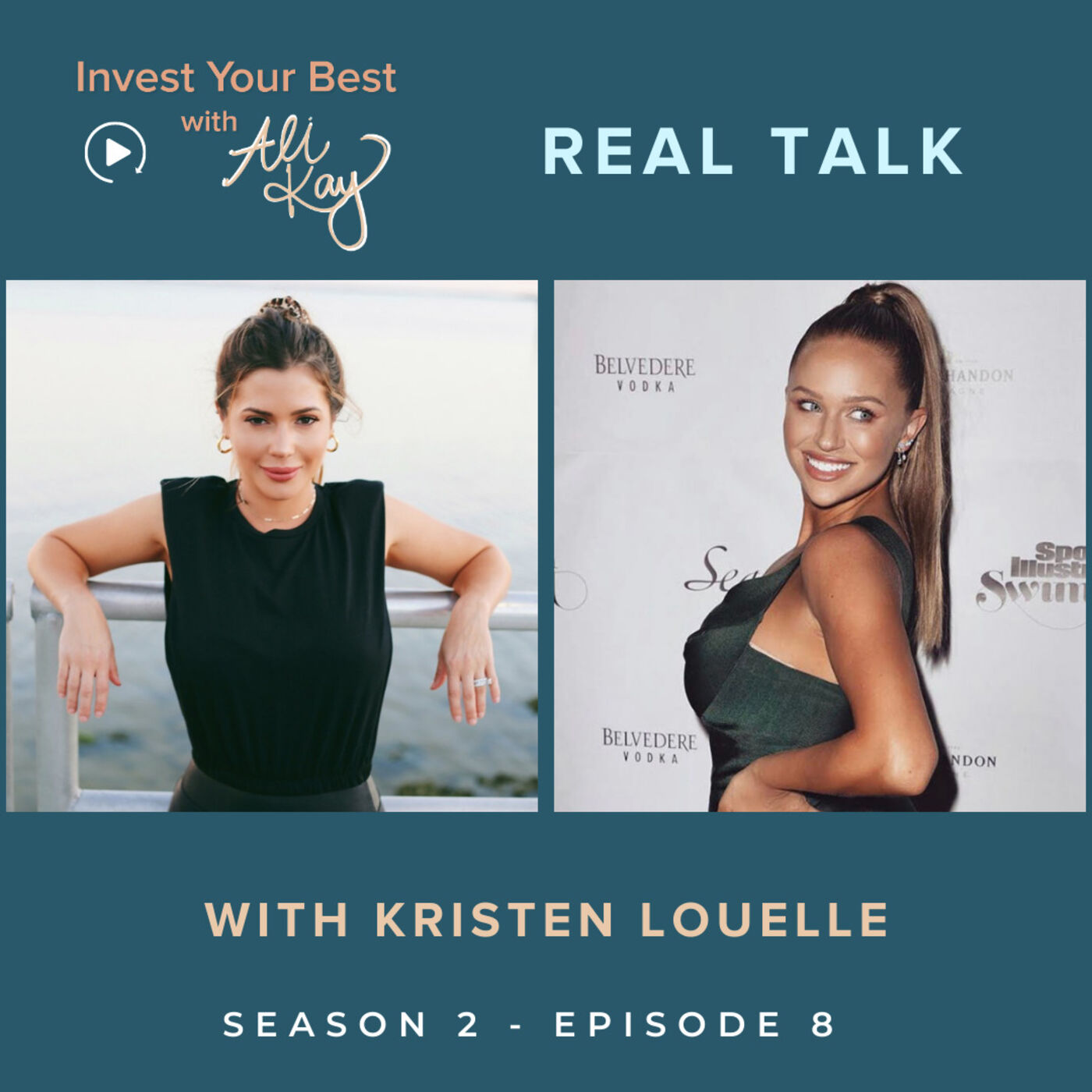 Real Talk with Kristen Louelle