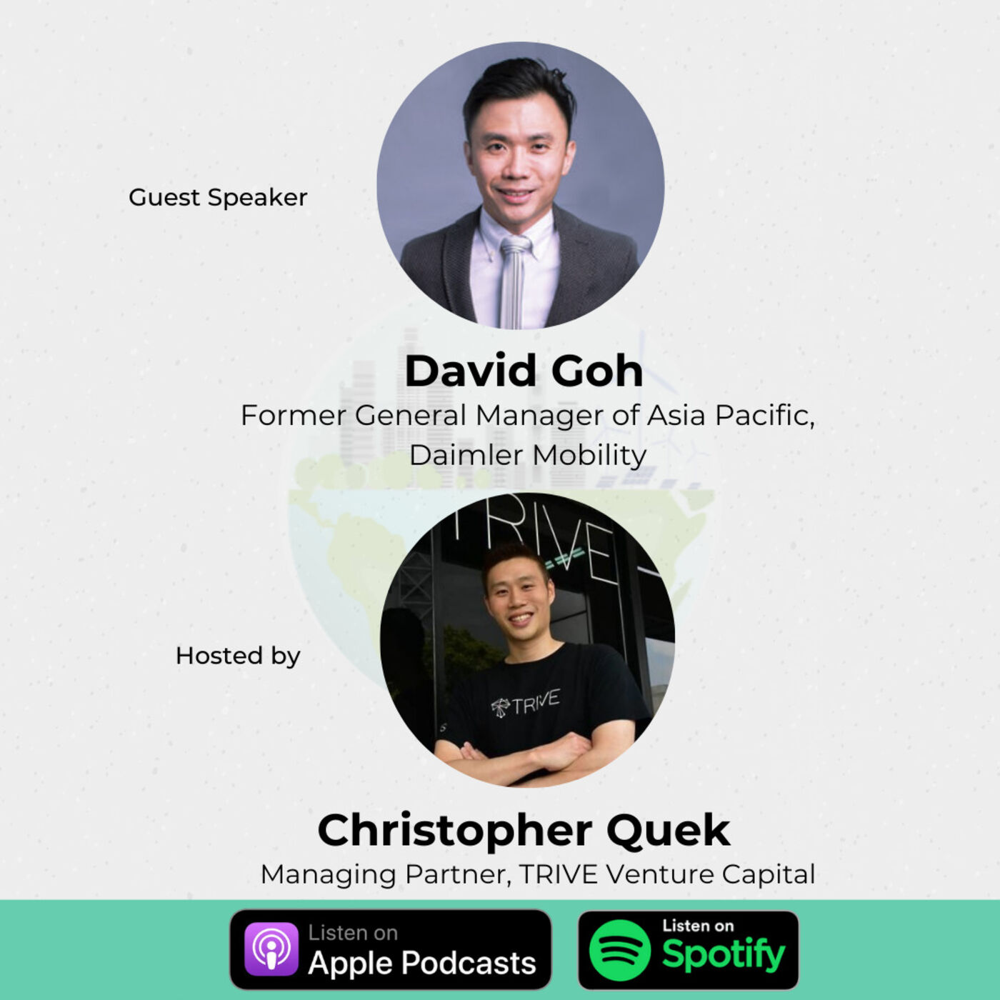 The future of smart cities in Southeast Asia - David Goh, Former APAC GM of Daimler Mobility