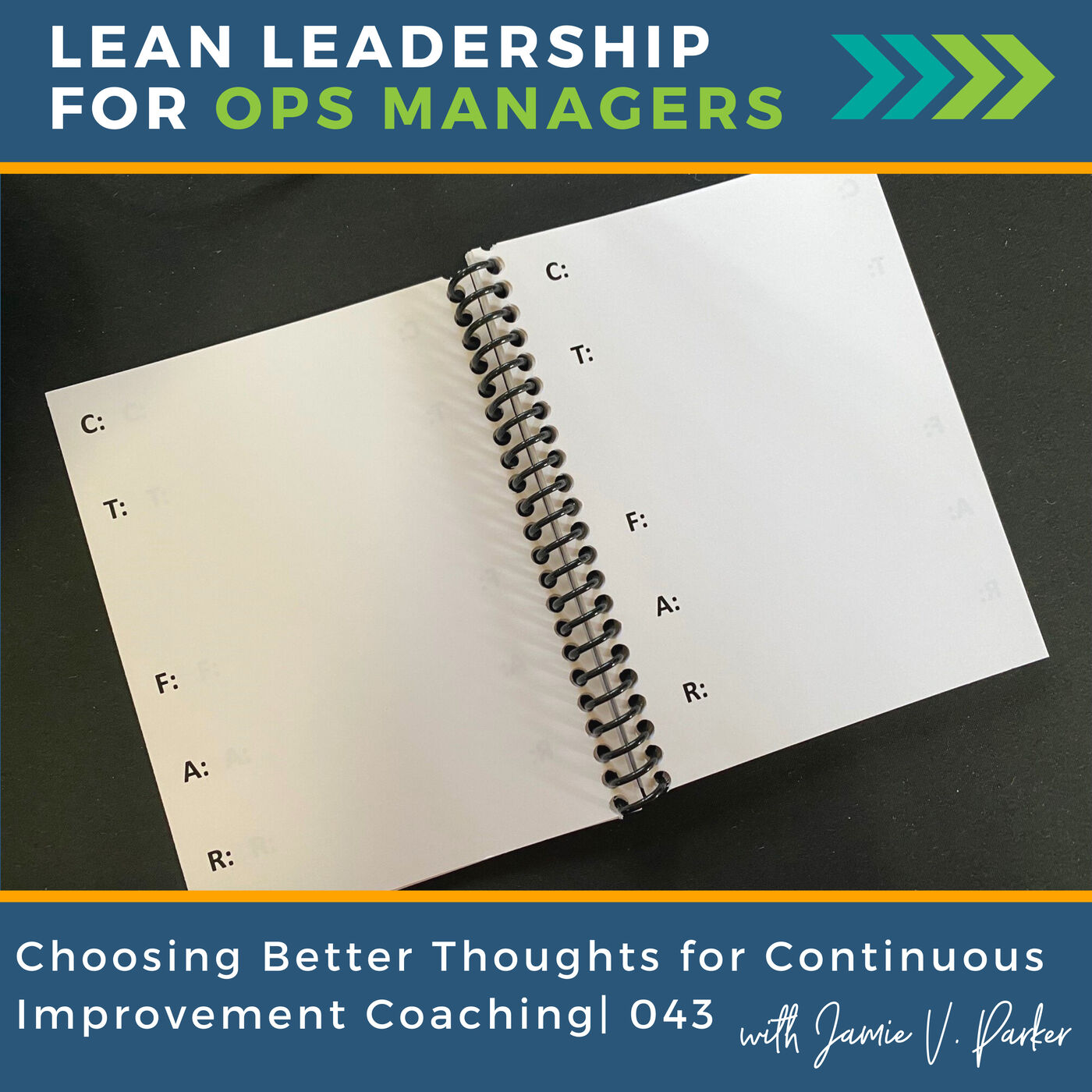 Choosing Better Thoughts for Continuous Improvement Coaching   043