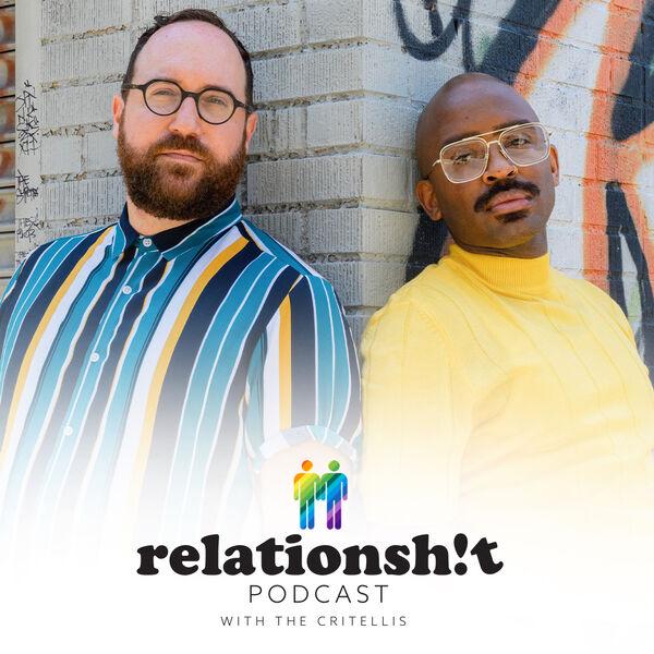 Relationsh!t Podcast Artwork Image