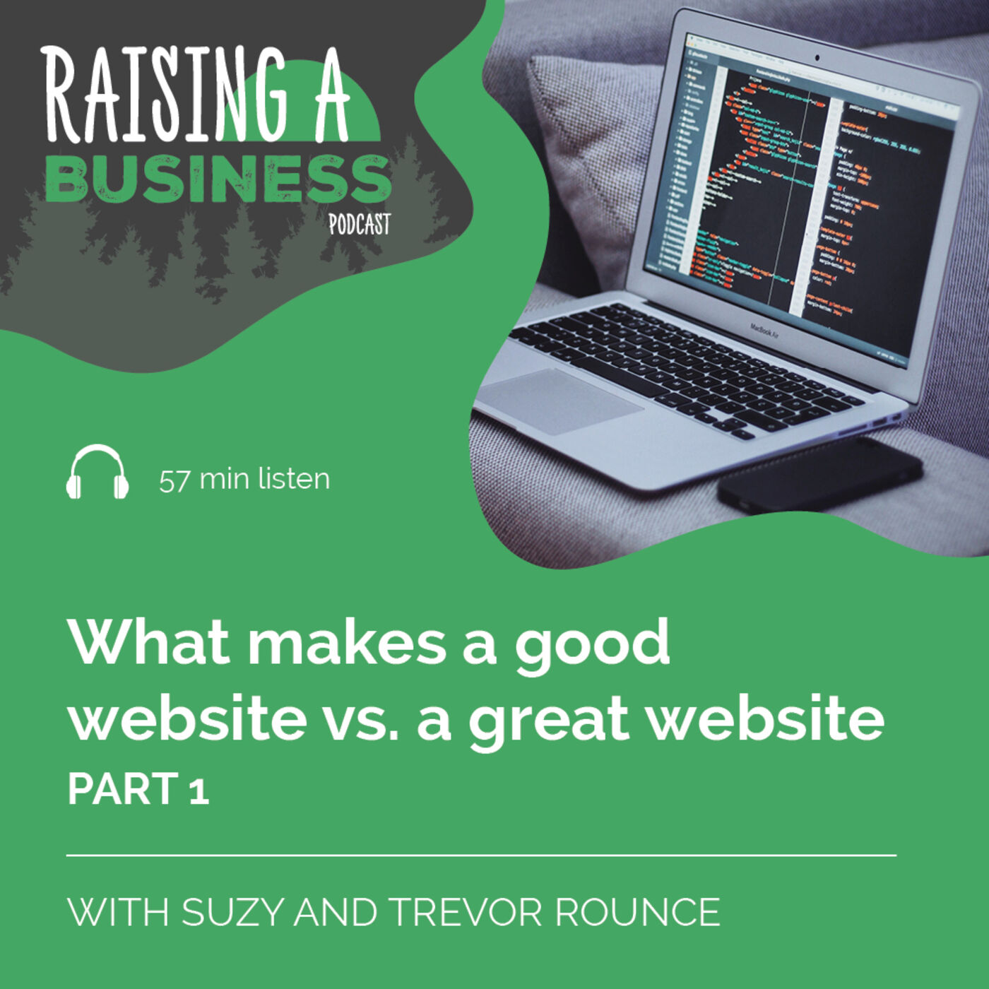 RAB 008 What makes a good website vs. a great website - part 1