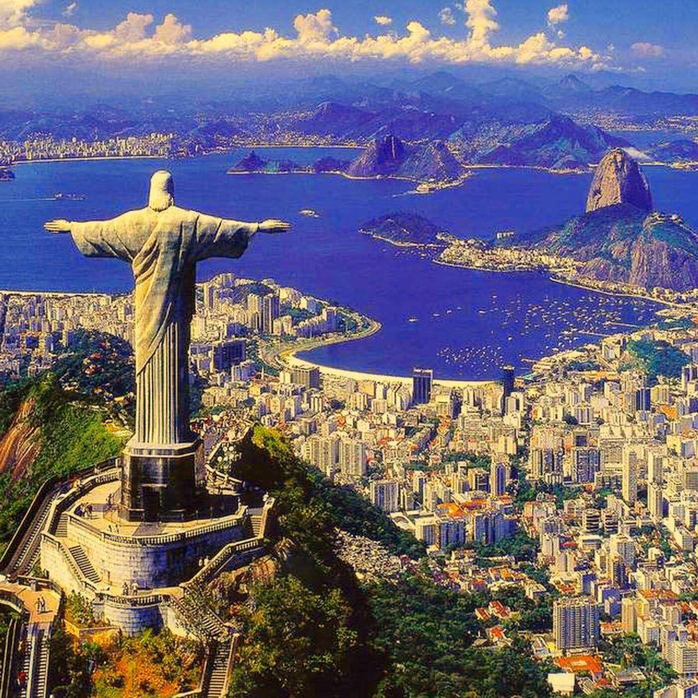O Rio de Janeiro continua Lindo? - 31/08/2020
