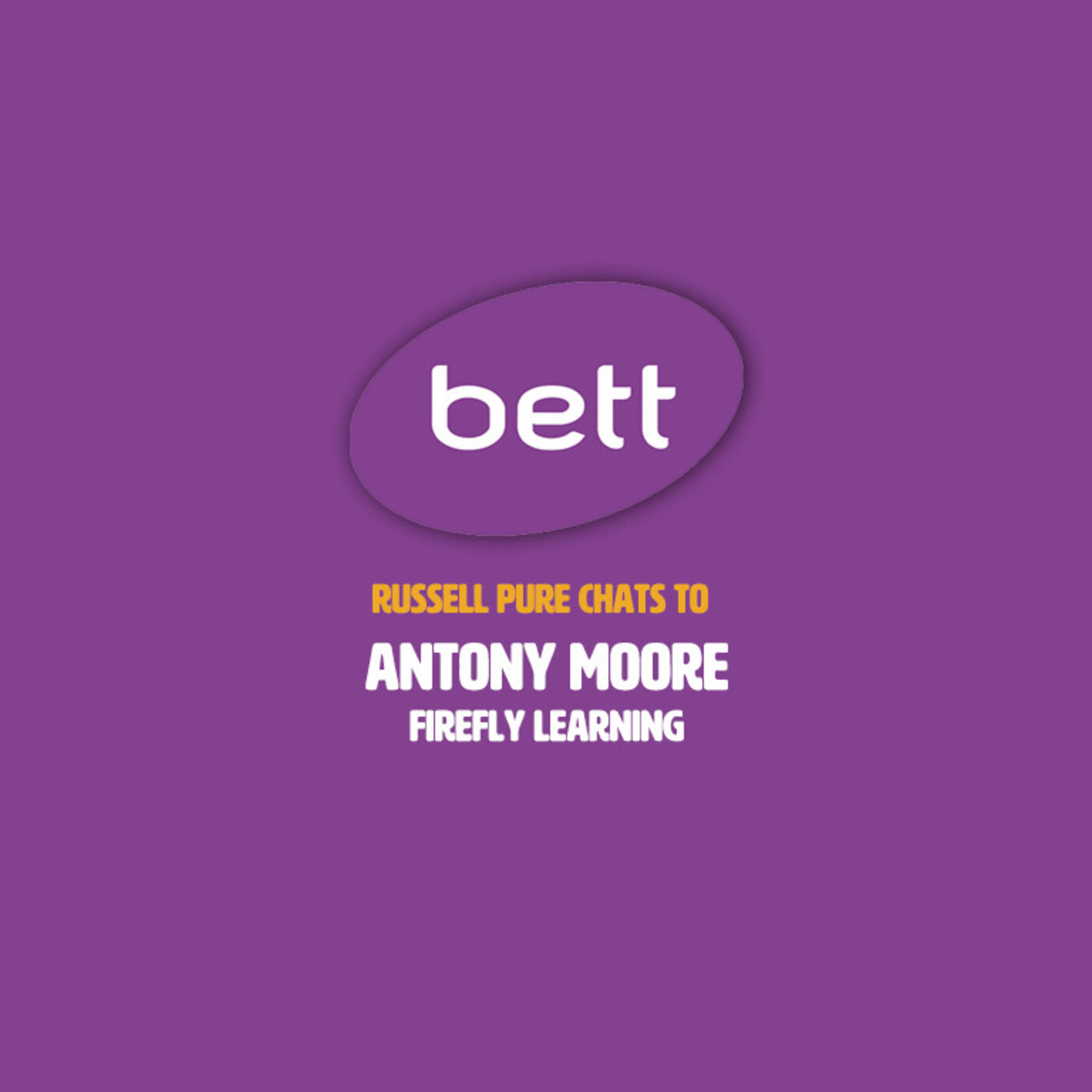 Antony Moore from Firefly Learning chats about what he's enjoying at Bett