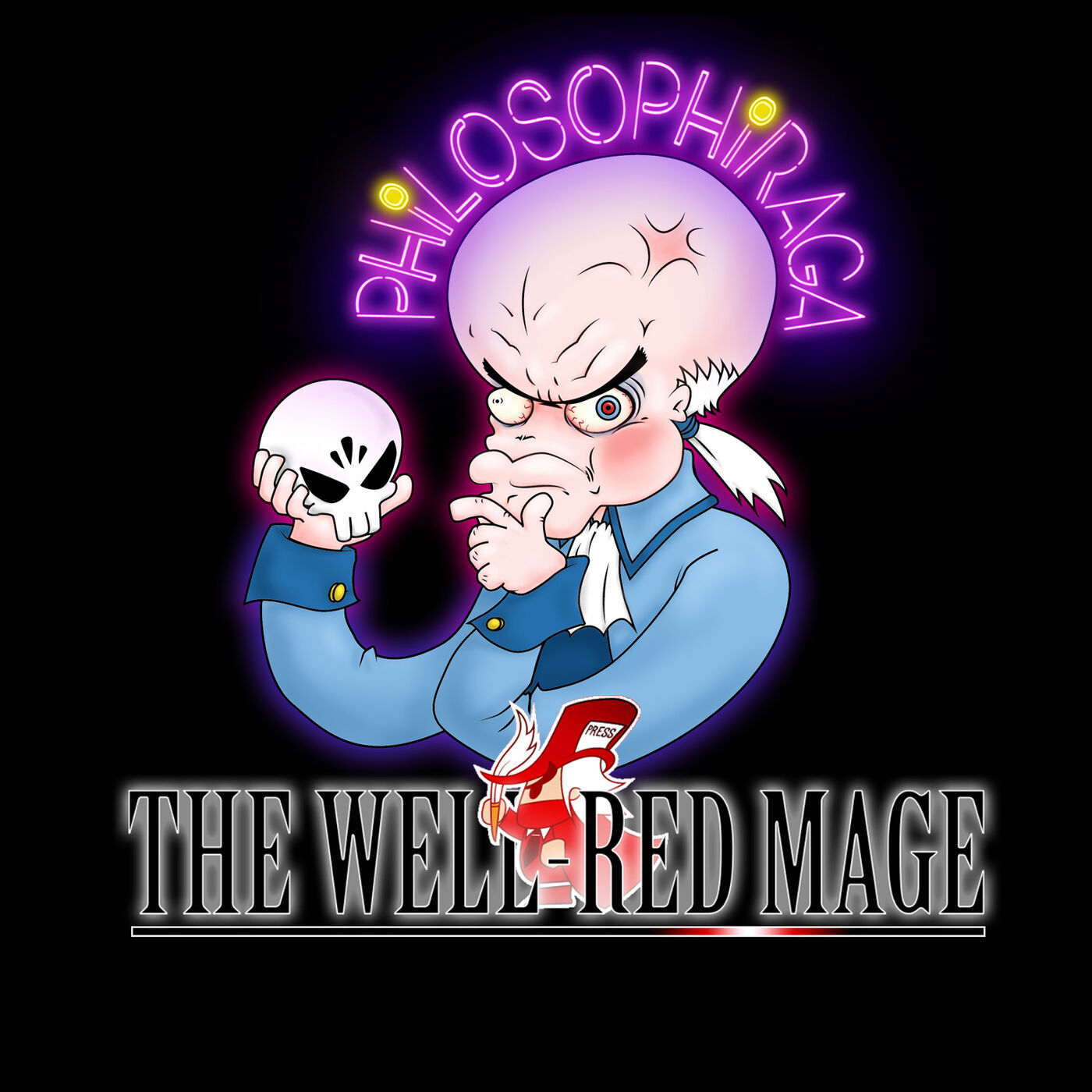 Interview with The Well-Red Mage