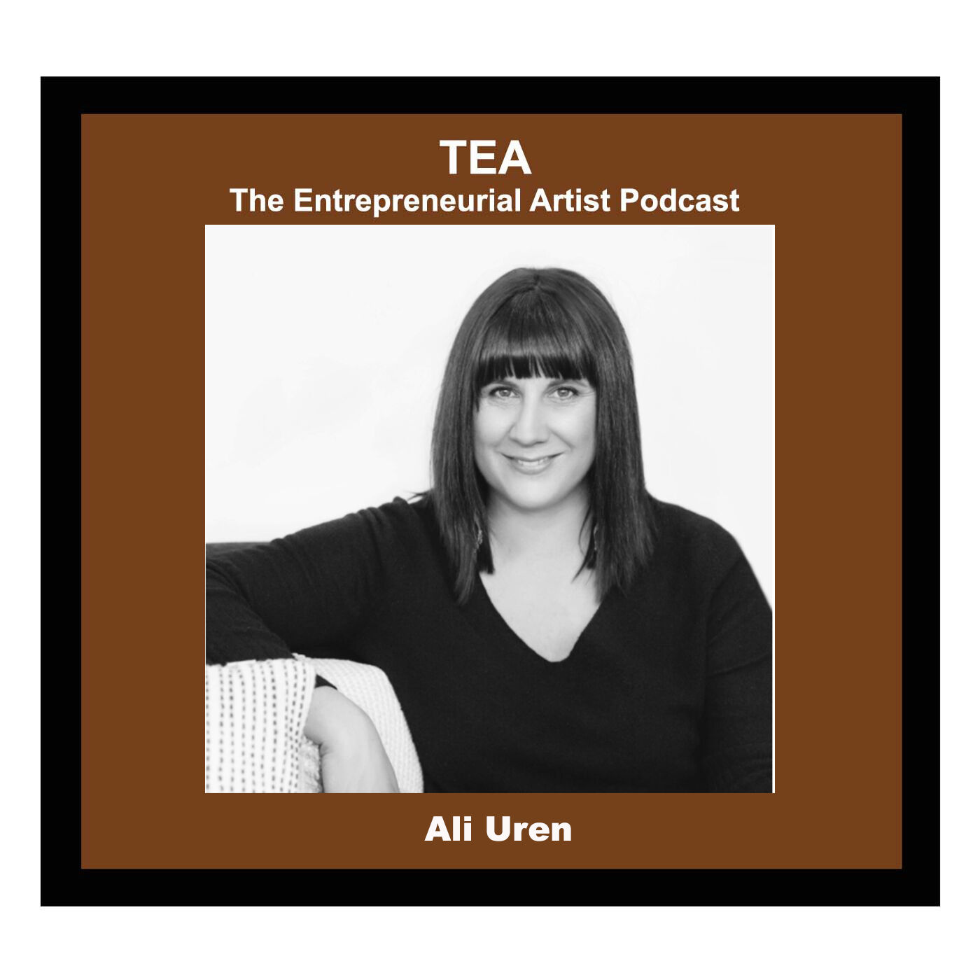 Tania/TEA Podcaster & Ali/KIIKSTART Talk Business for Creatives