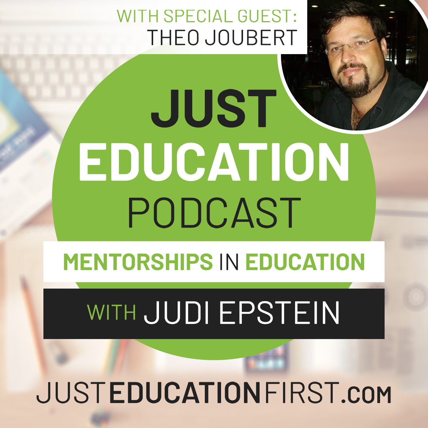 Episode 31 - Theo Joubert | Powered by Your Heart!