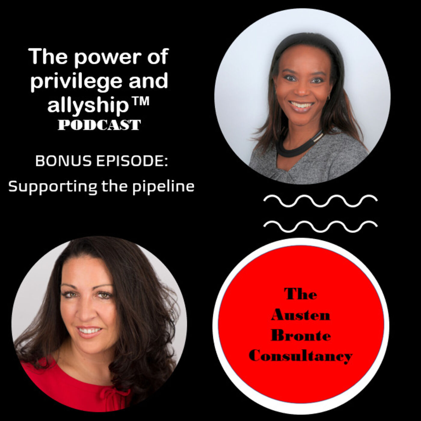 S1 BONUS EPISODE: Supporting the pipeline feat. Vanessa Vallely OBE