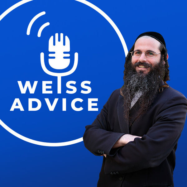 Weiss Advice Podcast Artwork Image