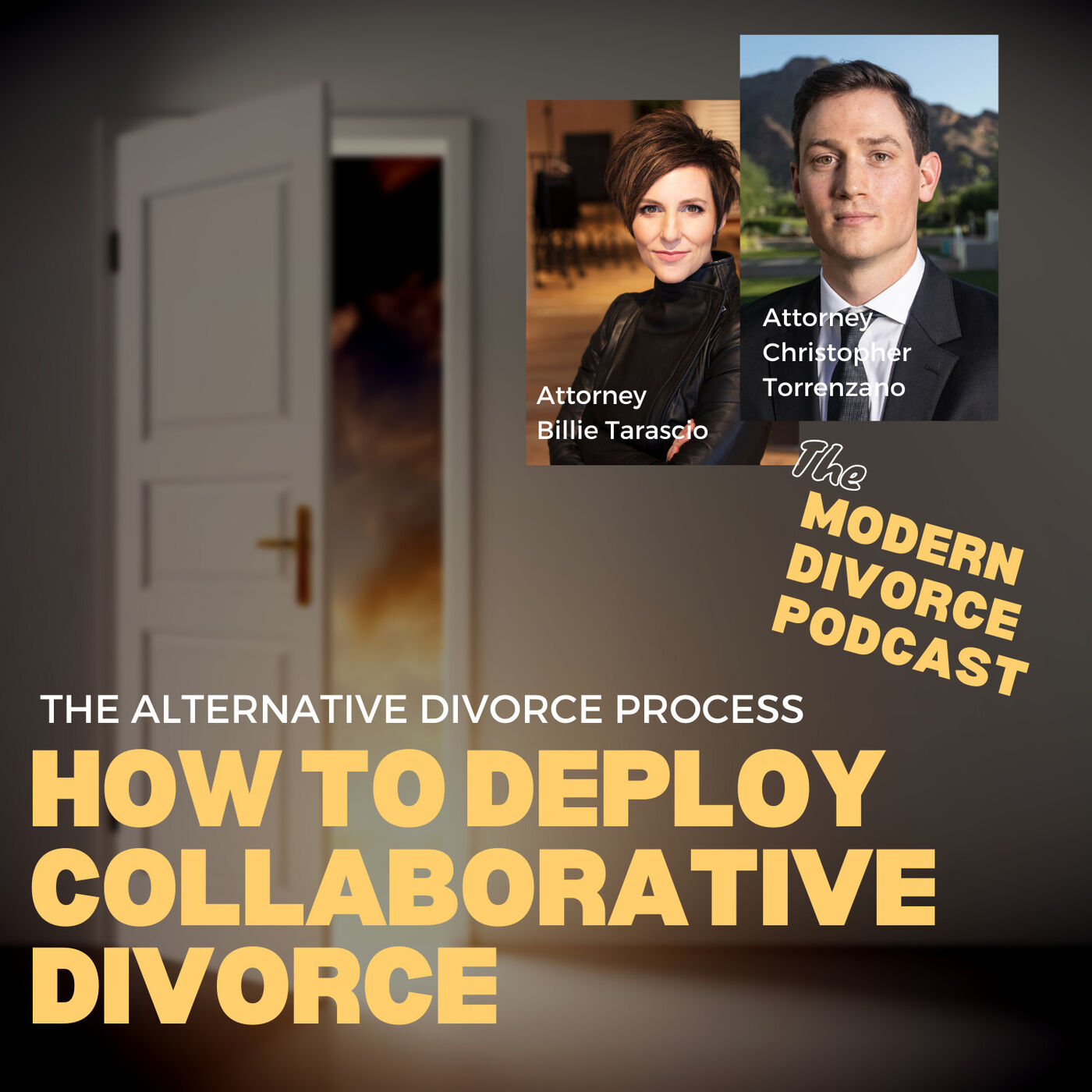 Deploying collaborative law for a cleaner divorce