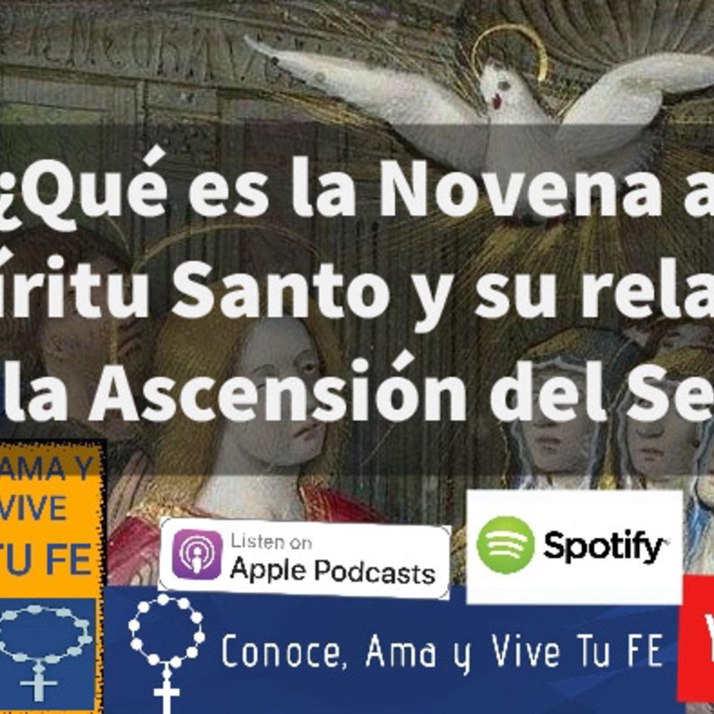 Bono: Novena al Espíritu Santo y su relación con la Ascensión del Señor