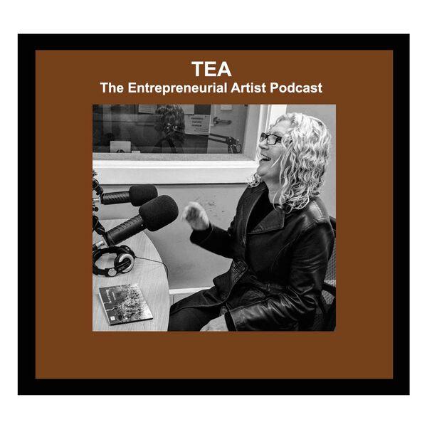 TEA The Entrepreneurial Artist Podcast Artwork Image