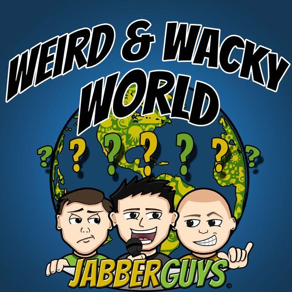 Weird and Wacky World Podcast Artwork Image