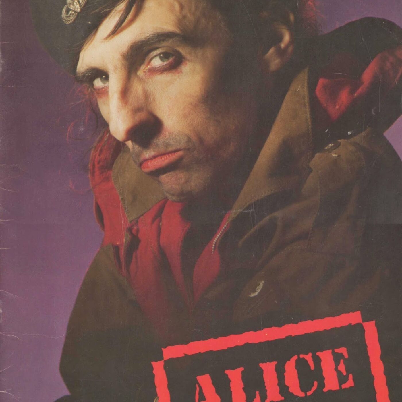 New Wave to A Return of the Nightmare:A Very Suspect Look At Alice Cooper: Part 2