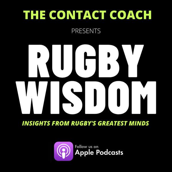 Rugby Wisdom Podcast Artwork Image