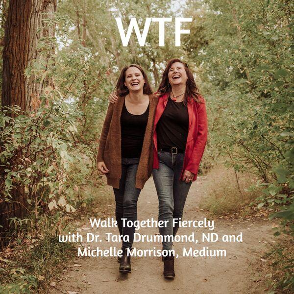 Walk Together Fiercely  Podcast Artwork Image
