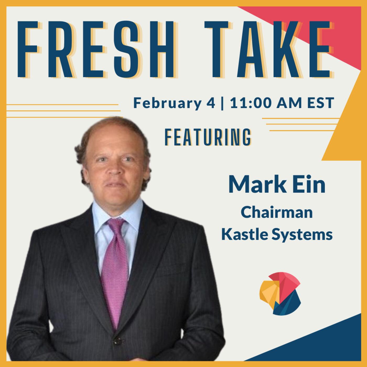 Fresh Take ft. Mark Ein