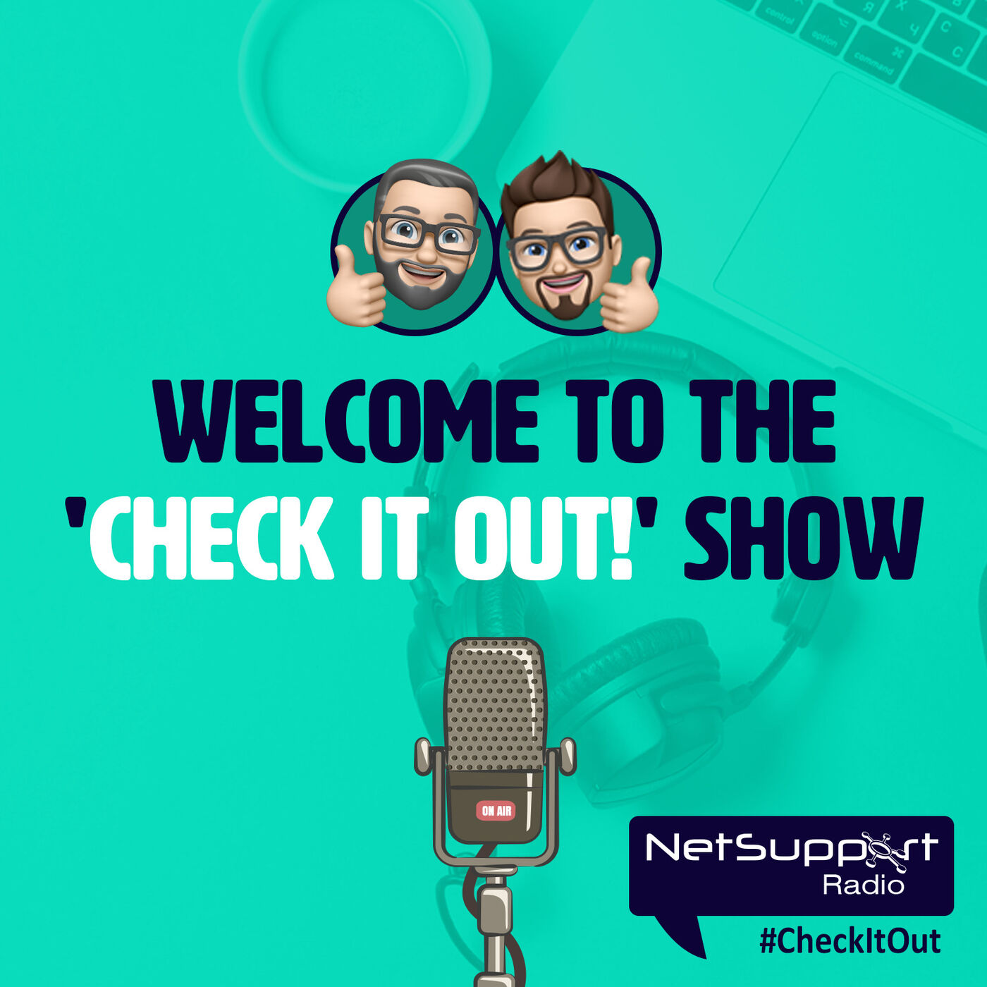 Welcome to the 'Check it out!' show