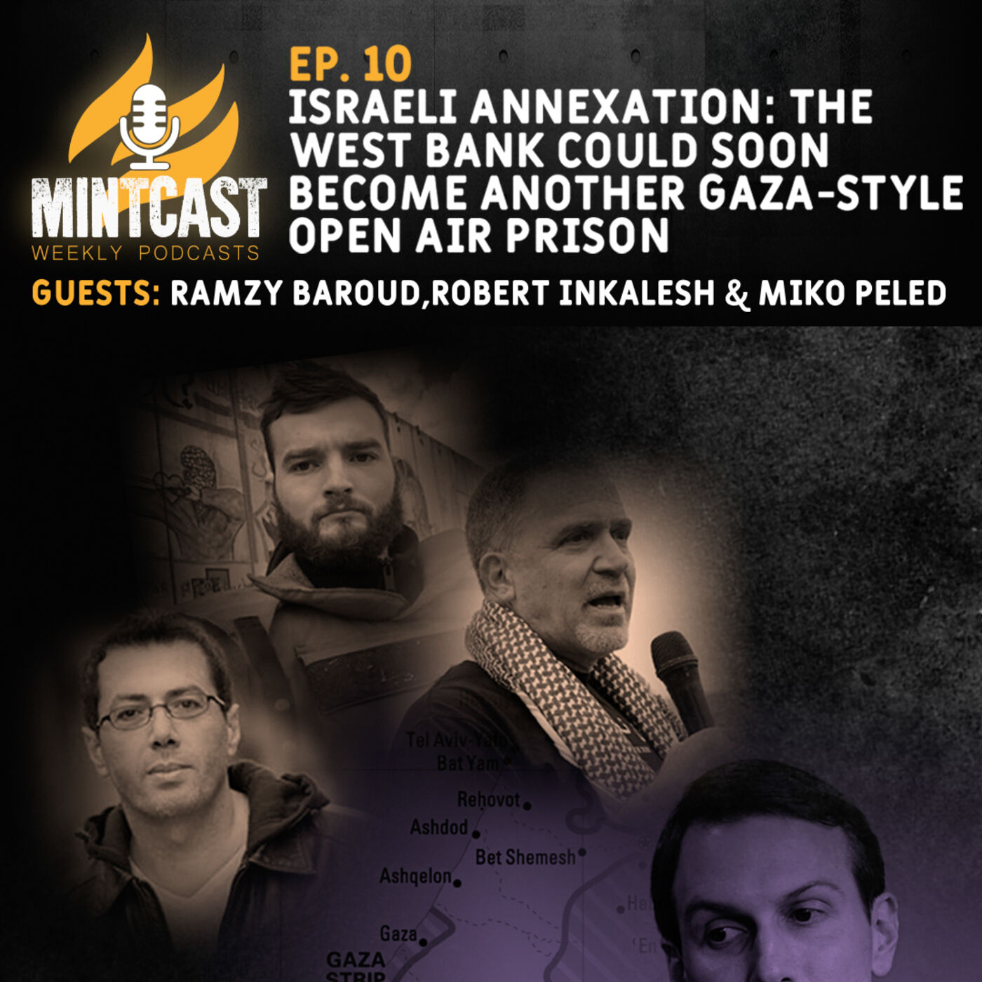 Podcast Panel: How Israeli Annexation Could Turn the West Bank Into Another Gaza-Style Open Air Prison