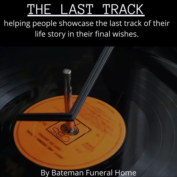The Last Track Podcast Artwork Image