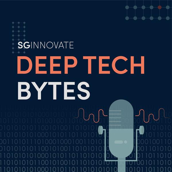 Deep Tech Bytes Podcast Artwork Image