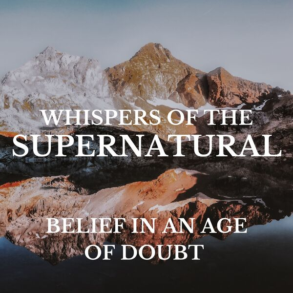 Whispers of the Supernatural Podcast Artwork Image