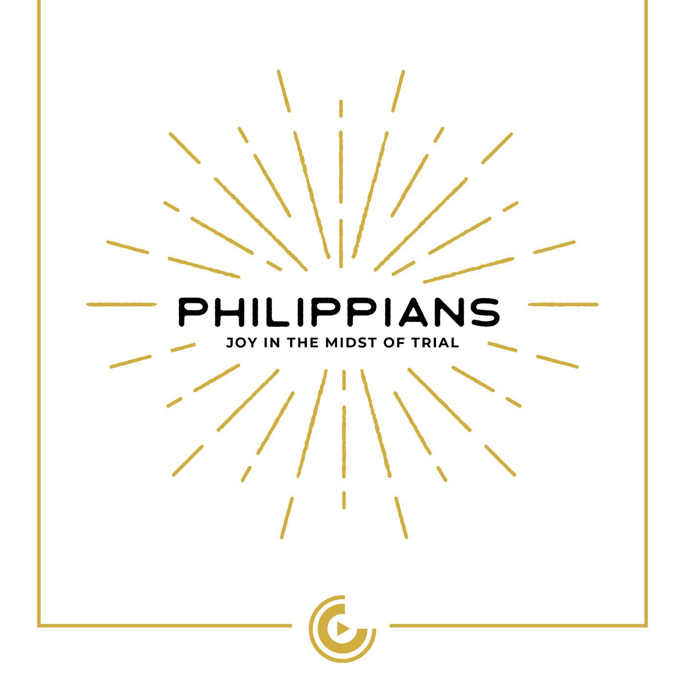 Christ Church Media Bible Study: Philippians 1:18-26