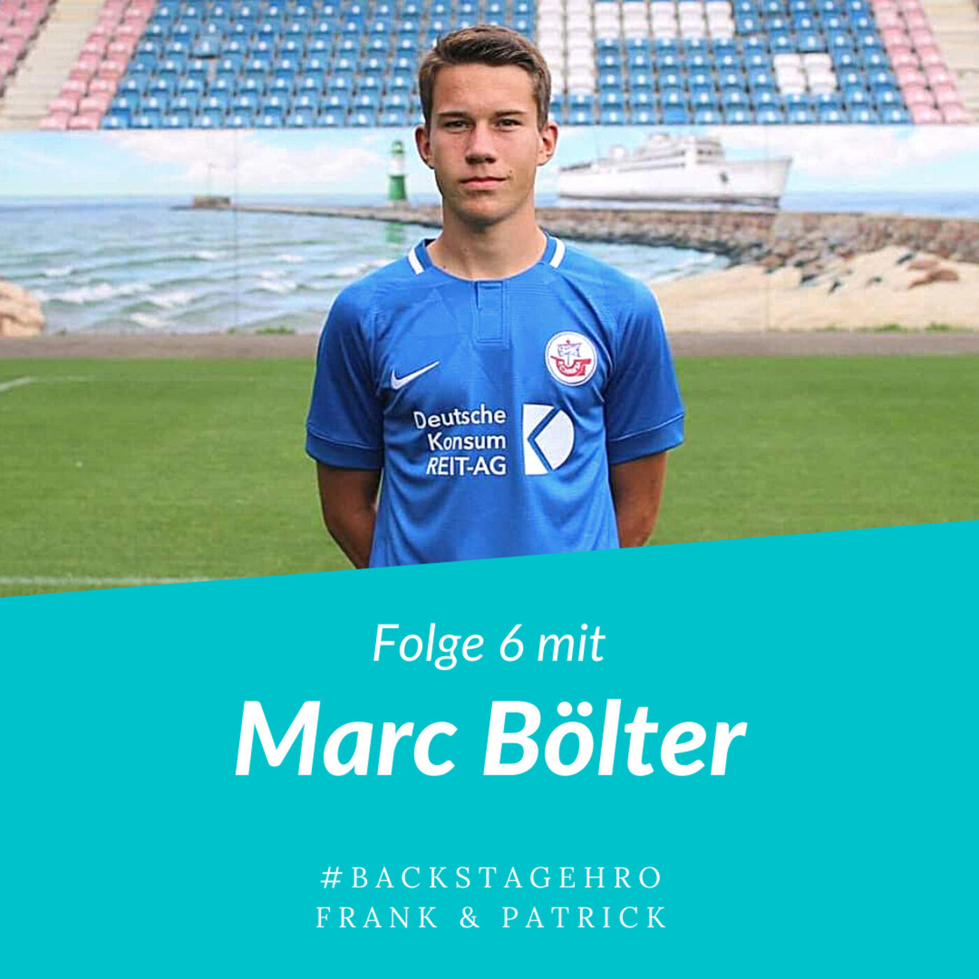 """Folge 6 - Marc Bölter - """"Vergiss nicht, wo du herkommst"""""""
