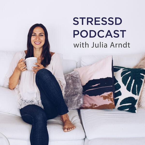 STRESSD Podcast Podcast Artwork Image