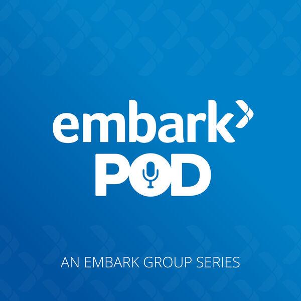 EmbarkPod Podcast Artwork Image