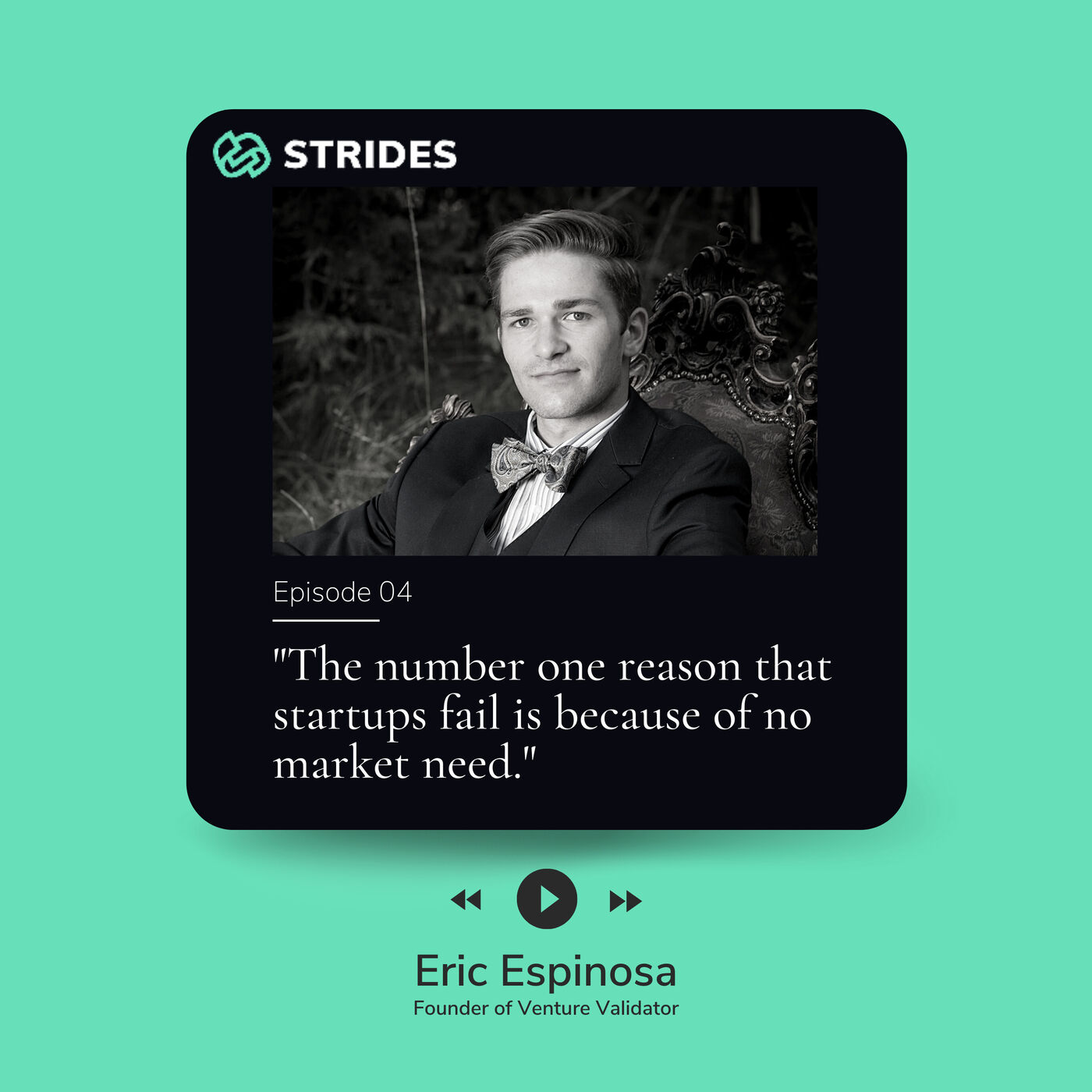 Finding Product Market Fit with Eric Espinosa (Venture Validator)
