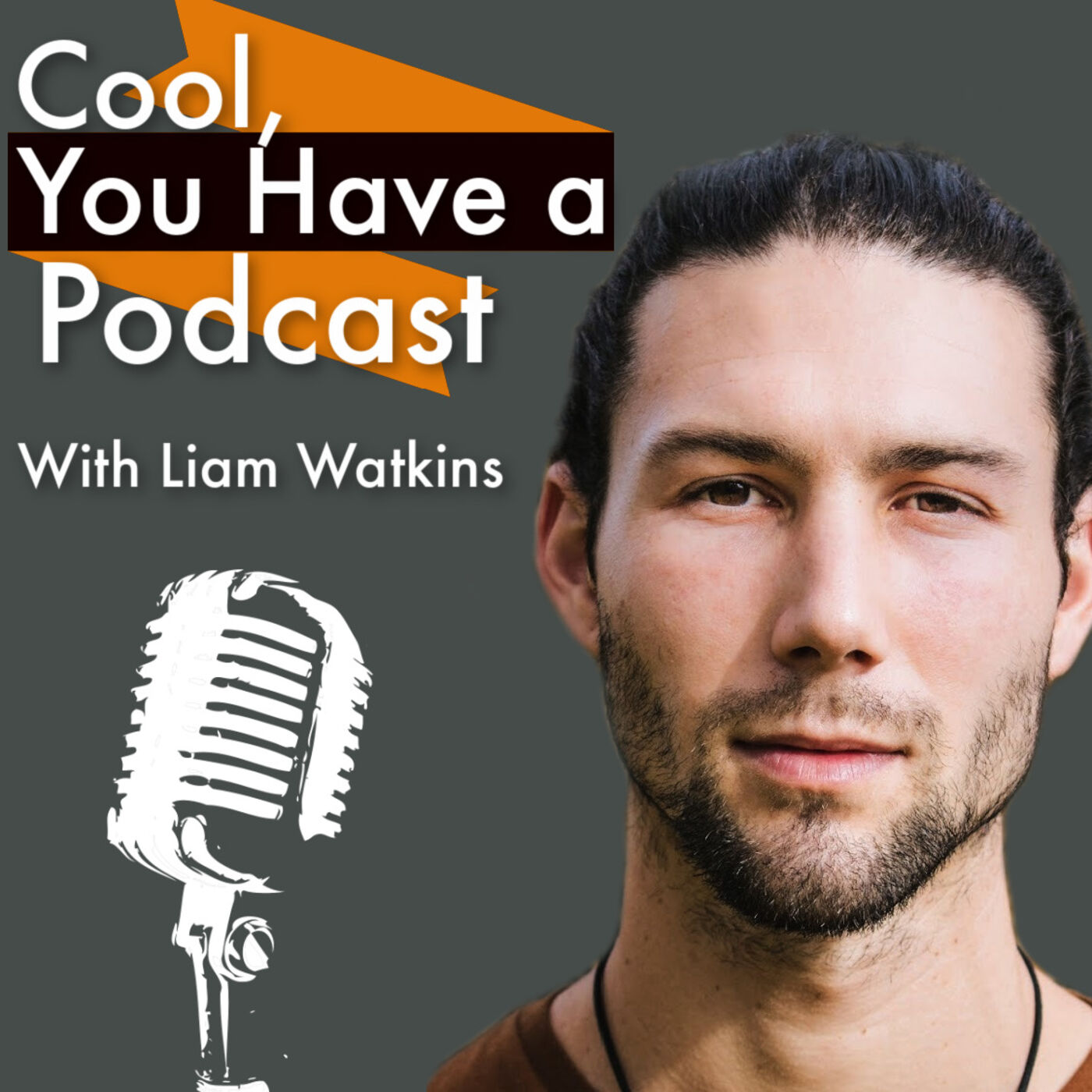 Cool, You Have a Podcast!