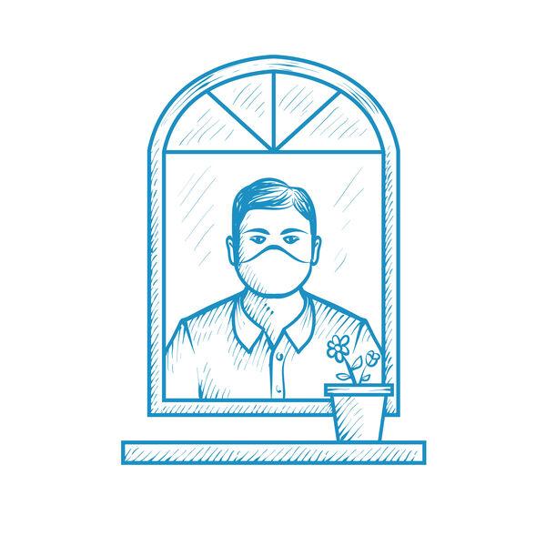 The Quarantine Plays Podcast Artwork Image