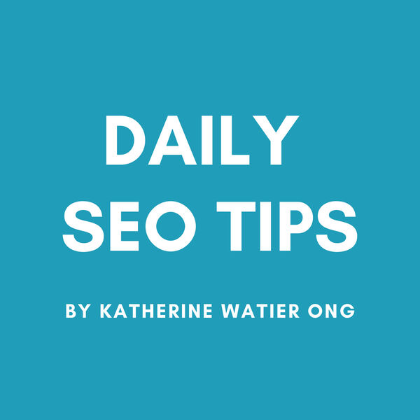 Poscast Title - Daily SEO Tips