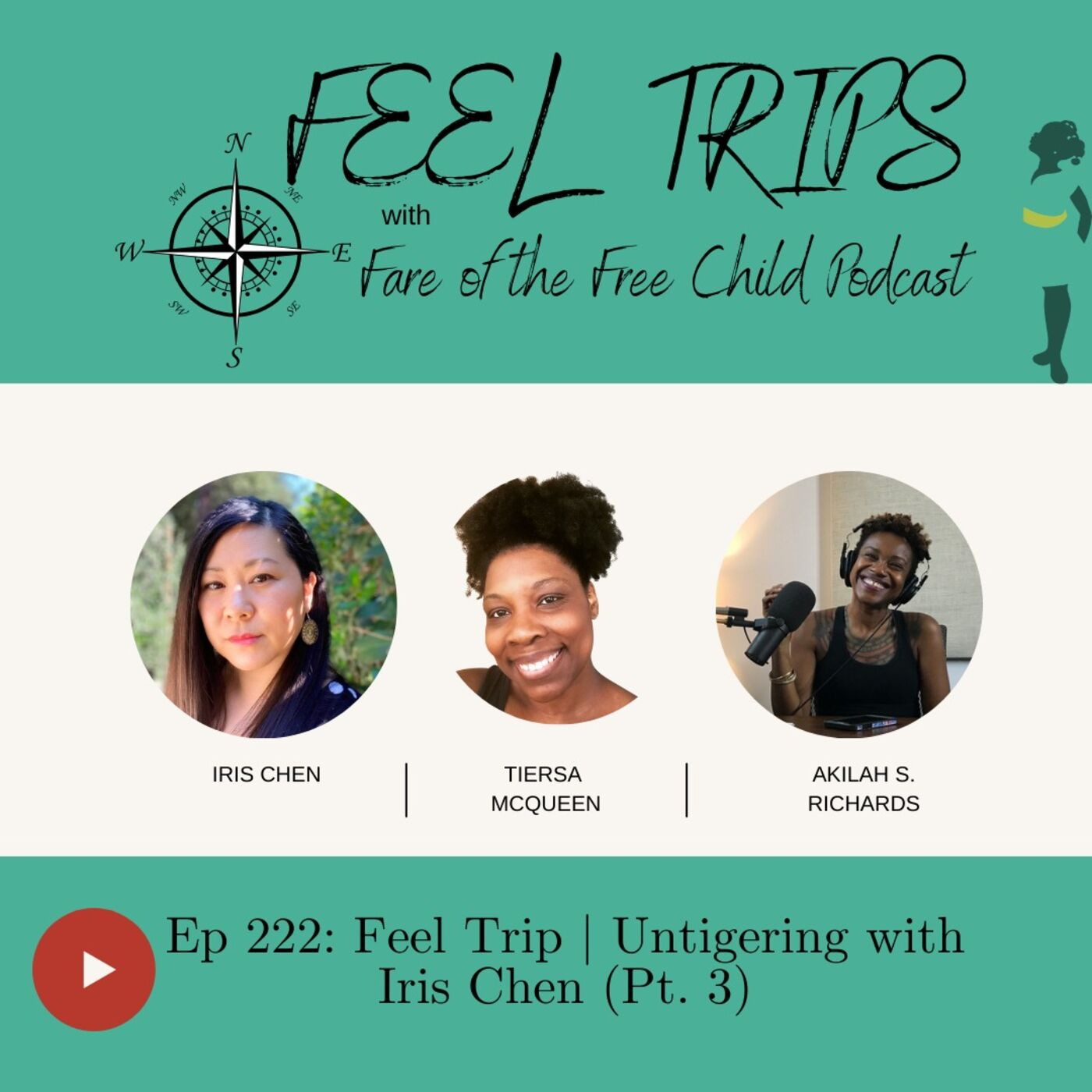 Ep 222: Feel Trip   Untigering with Iris Chen (Pt. 3)