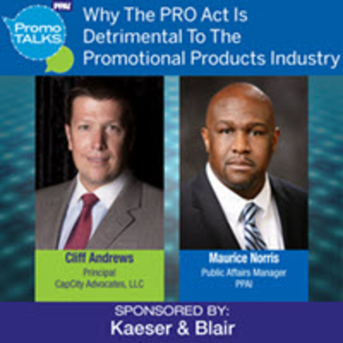 """PPB Presents: """"Why The PRO Act Is Detrimental To the Promotional Products Industry"""""""
