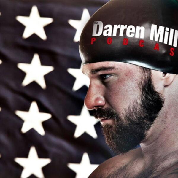 The Darren Miller Podcast Podcast Artwork Image
