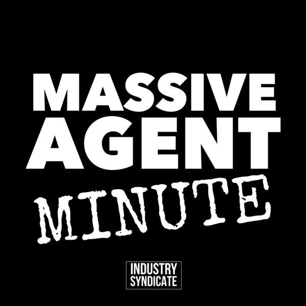 Massive Agent Minute Podcast Artwork Image