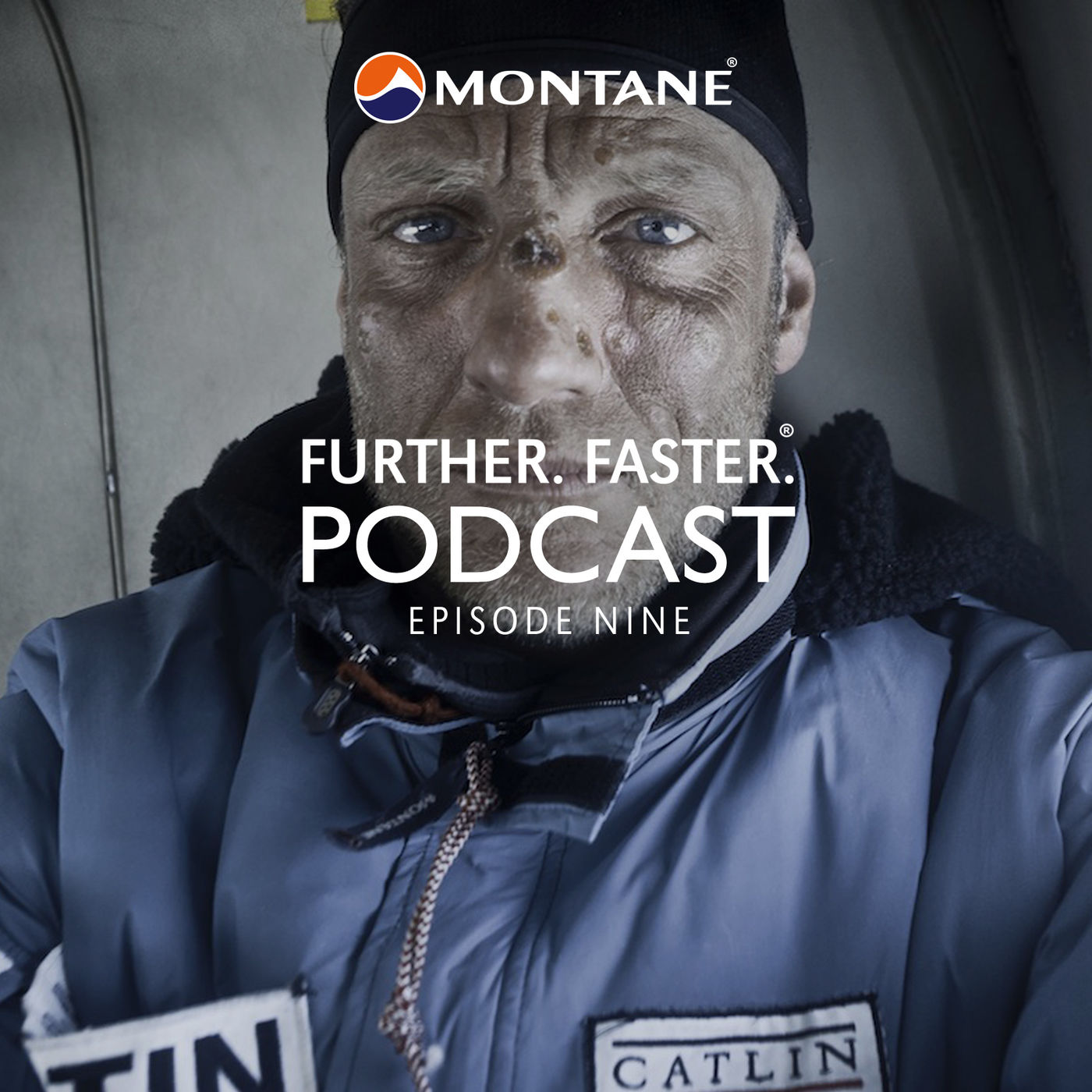 Further. Faster. Podcast Ep9 (Polar Explorer & Photographer Martin Hartley)