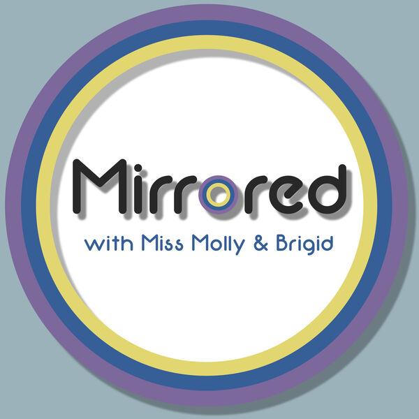 Mirrored Podcast Artwork Image