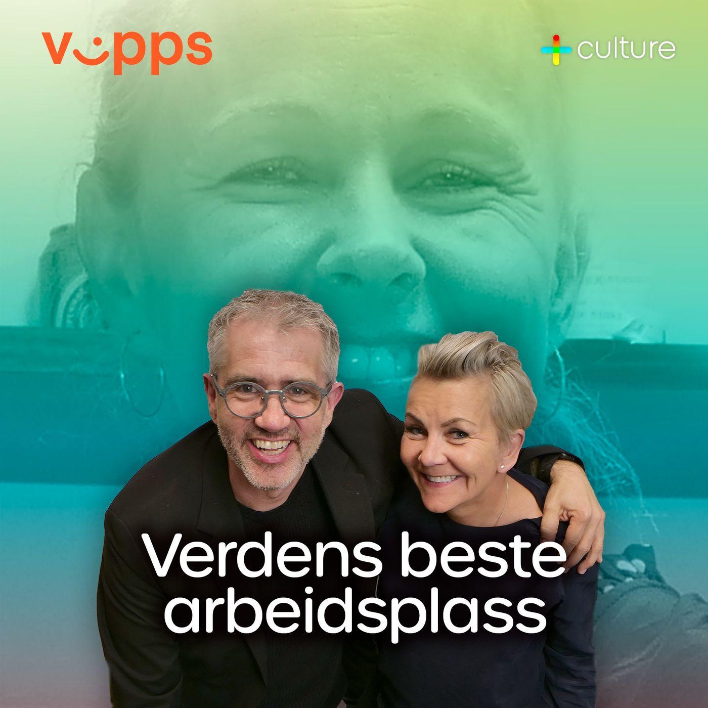 Fra LilleVipps til StoreVipps - Elisabeth Haug fra Vipps