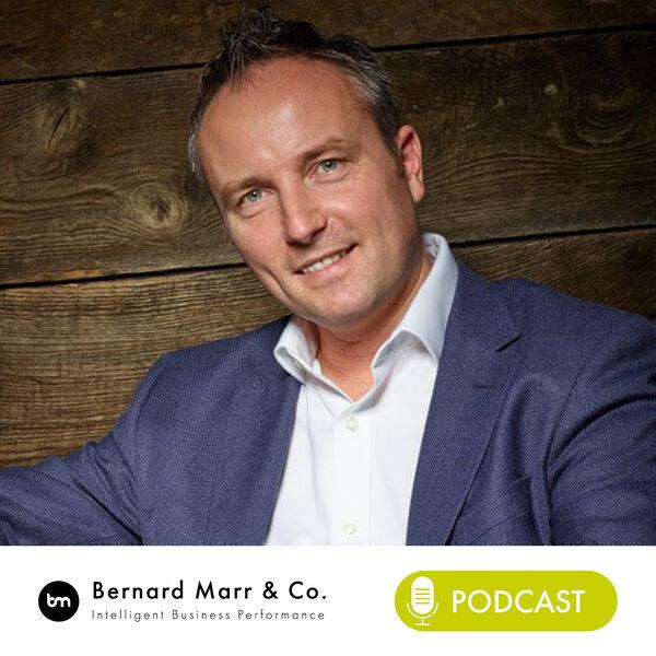 Bernard Marr's Future of Business & Technology Podcast Podcast Artwork Image