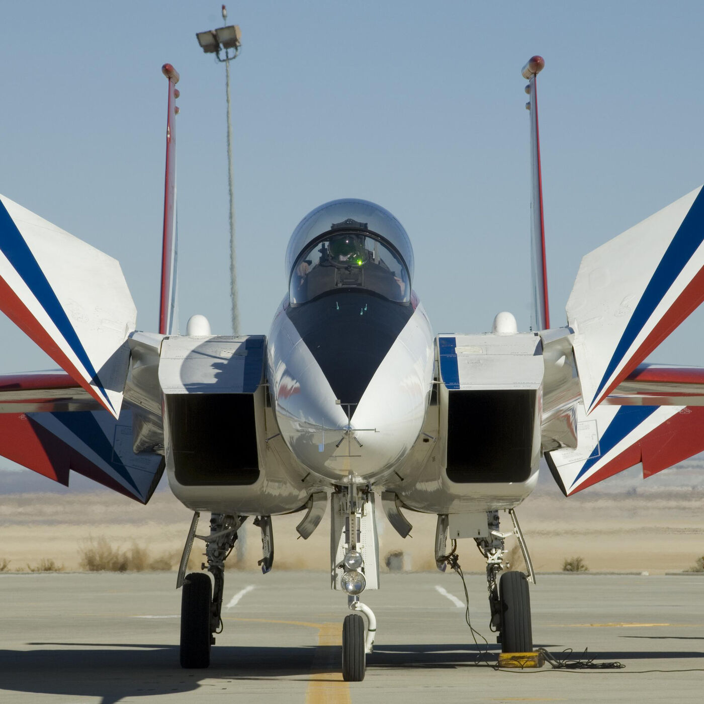 Thrust Vectoring F-15: Part 3 in the story of the Eagle