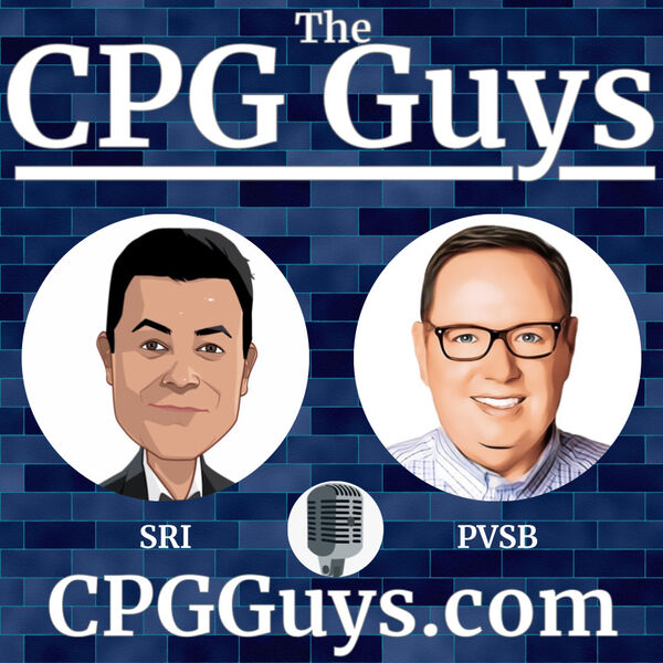 The CPG Guys Podcast Artwork Image