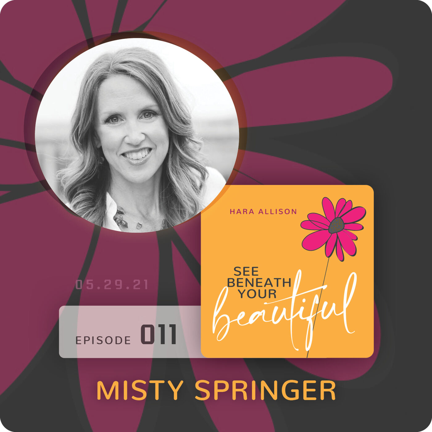 011. Misty Springer dsicusses helping women step into their divine purpose and potential, finding enlightenment at the bottom of a chocolate chip cookie bag, running into invisible brick walls, creating the energy of yes, and tuning into the first voice