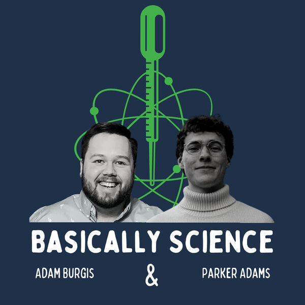 Basically Science Podcast Artwork Image