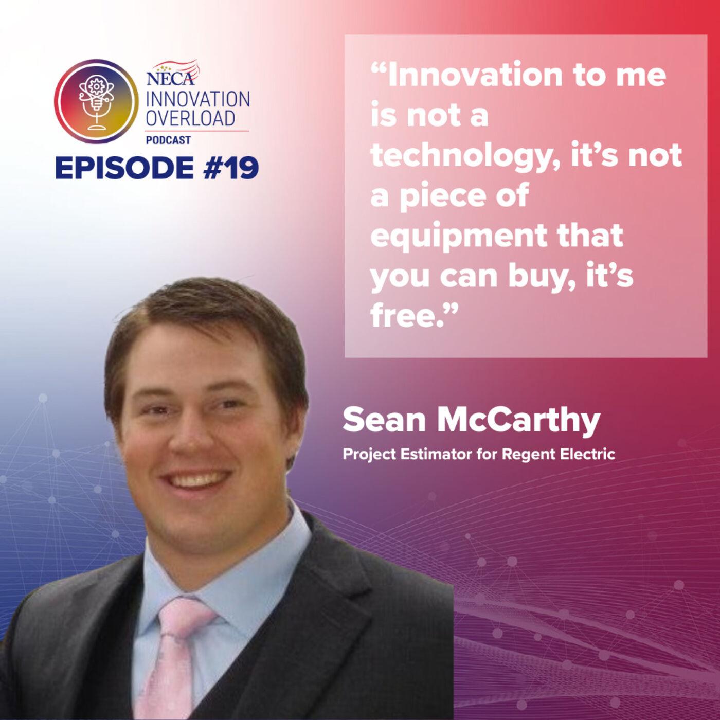 #19 - Sean McCarthy