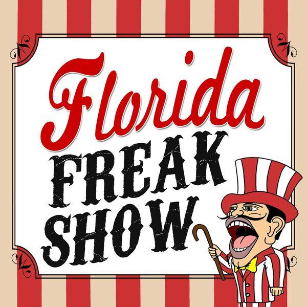 Florida Freakshow Podcast Artwork Image