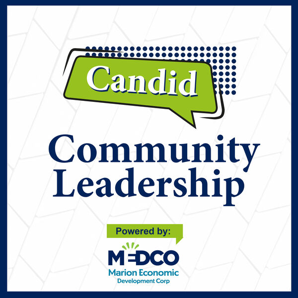 Candid Community Leadership Podcast Artwork Image